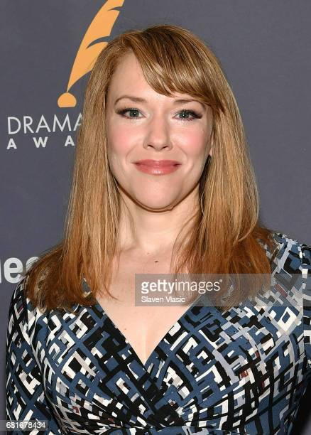 Actor Emily Skinner attends 2017 Drama Desk Nominees reception at Marriott Marquis Times Square on May 10 2017 in New York City