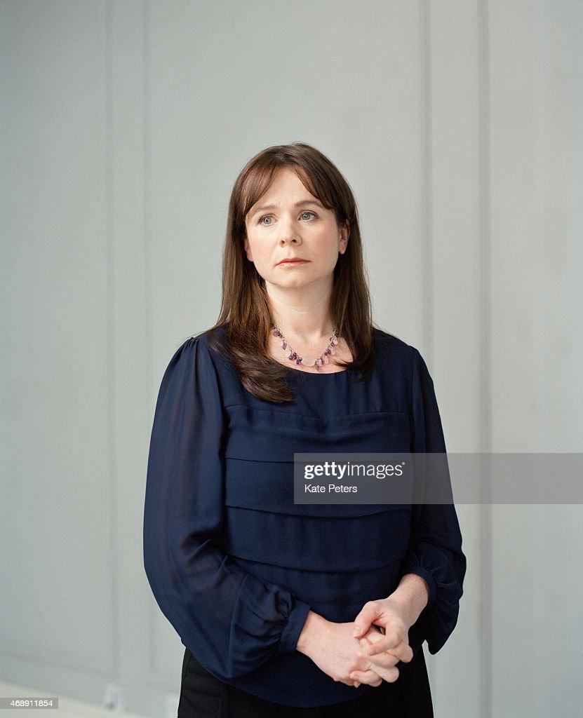 Emily Watson, Telegraph UK, February 25, 2014 : News Photo