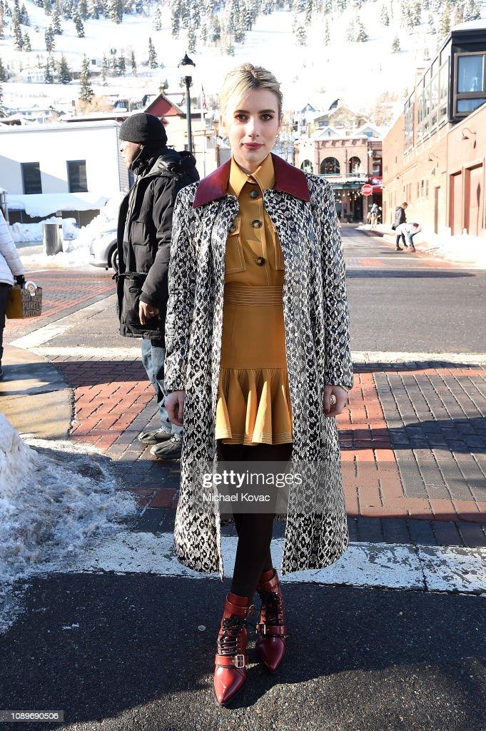 Acura Festival Village At The Sundance Film Festival 2019 - Day 2 : News Photo
