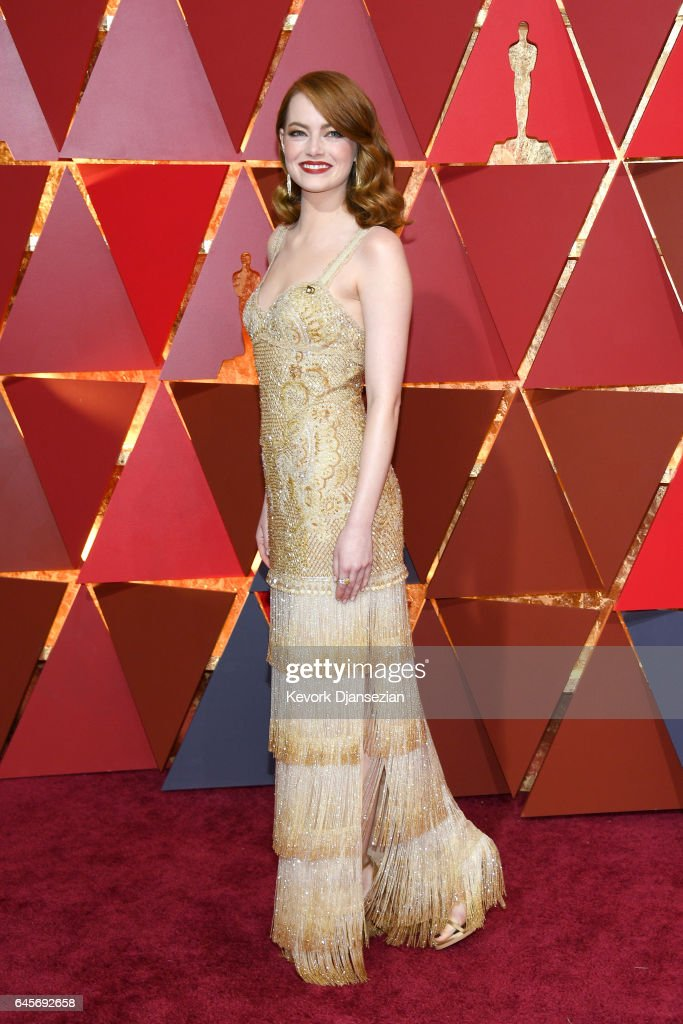 89th Annual Academy Awards - Arrivals : News Photo