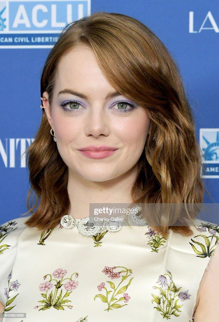 Vanity Fair And Barneys New York Private Dinner In Celebration Of 'La La Land' : News Photo