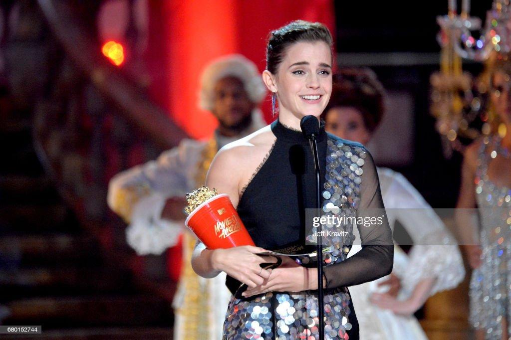 2017 MTV Movie And TV Awards - Roaming Show : News Photo