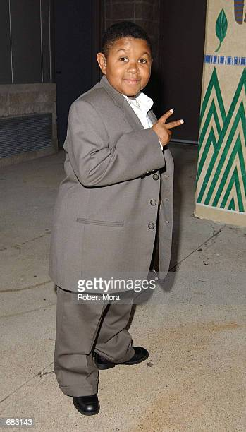 Actor Emmanuel Lewis attends the WBC/IBF Heavyweight Championship bout between Lennox Lewis and Mike Tyson on June 8 2002 at The Pyramid in Memphis...