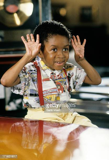 Actor Emmanuel Lewis during an ABC show on November 51986 in New York New York