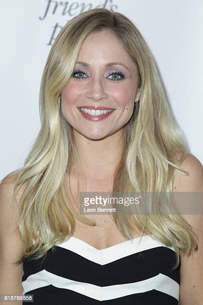 Actor Emme Rylan attends Ending Youth Homelessness A Benefit For My Friend's Place at Taglyan Cultural Complex on October 19 2016 in Hollywood...