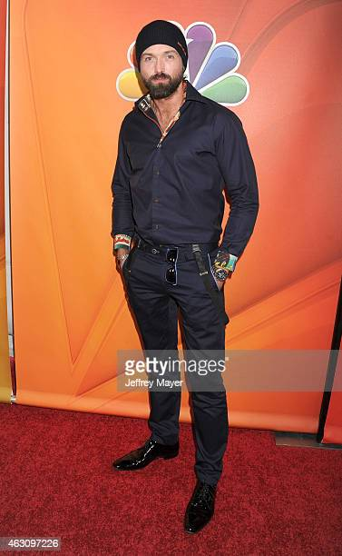 Actor Emmett J Scanlan attends the NBCUniversal 2015 Press Tour at the Langham Huntington Hotel on January 16 2015 in Pasadena California