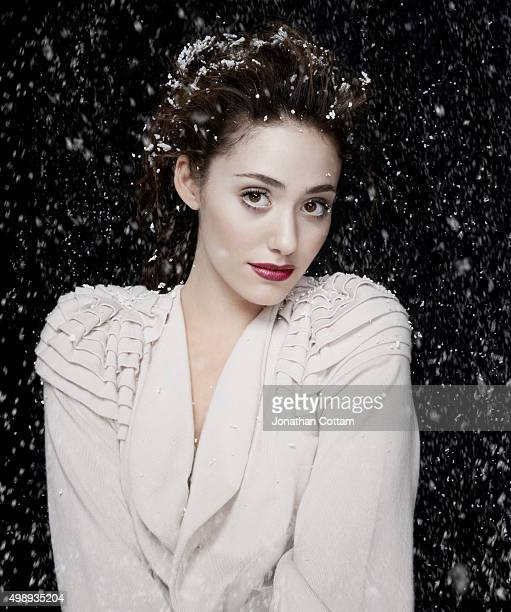 Actor Emmy Rossum is photographed on August 20 2011 in Los Angeles United States