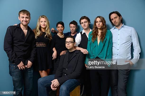 Actor Emory Cohen actress Zoe Levin director Gita Pullapilly director Aron Gaudet actor Aidan Gillen actor Callan McAuliffe actress Sarah Sutherland...