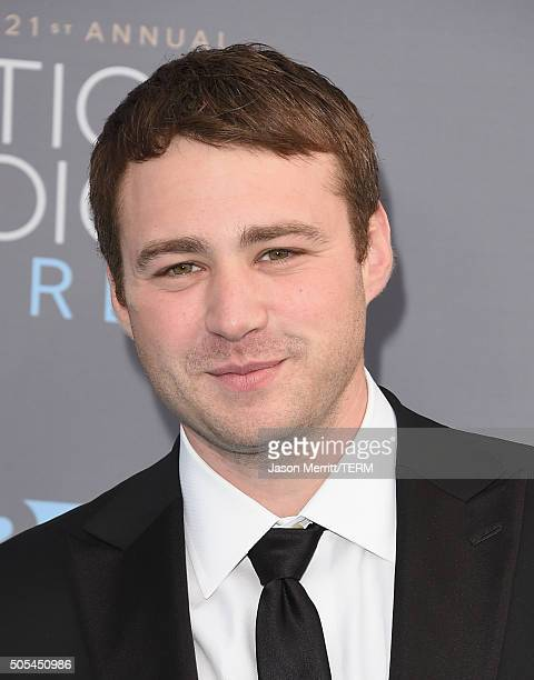 Actor Emory Cohen attends the 21st Annual Critics' Choice Awards at Barker Hangar on January 17 2016 in Santa Monica California