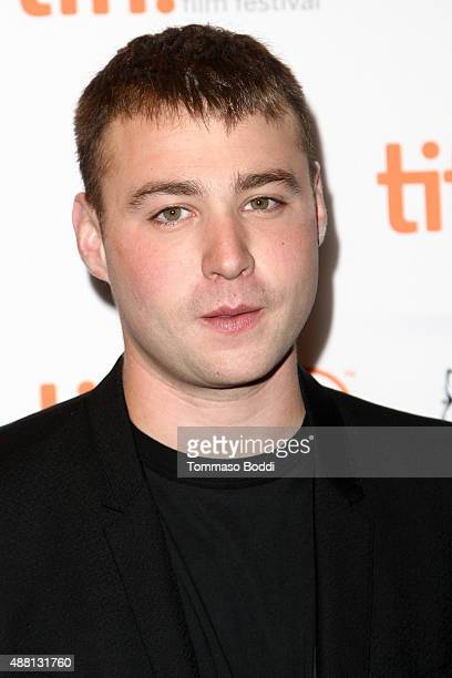 Actor Emory Cohen attends the Brooklyn premiere during the 2015 Toronto International Film Festival held at Winter Garden Theatre on September 13...