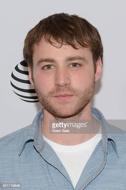 Actor Emory Cohen attends the Detour Premiere during the 2016 Tribeca Film Festival at Chelsea Bow Tie Cinemas on April 16 2016 in New York City