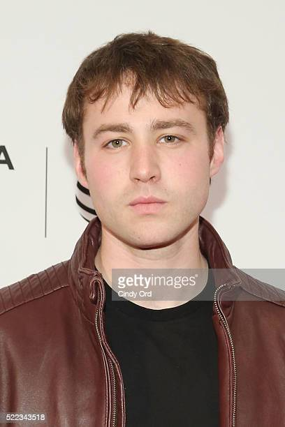 Actor Emory Cohen attends the Vincent N Roxxy Premiere during the 2016 Tribeca Film Festival at Chelsea Bow Tie Cinemas on April 18 2016 in New York...