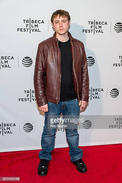 Actor Emory Cohen attends Vincent N Roxxy Premiere during the 2016 Tribeca Film Festival at Chelsea Bow Tie Cinemas on April 18 2016 in New York City