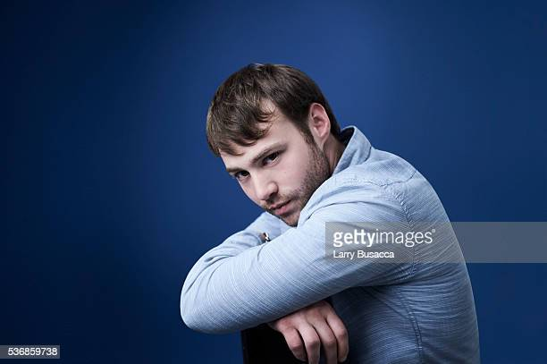 Actor Emory Cohen poses for a portrait at the Tribeca Film Festival on April 16 2016 in New York City
