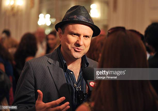 Actor Enrico Colantoni attends the 25th Annual Gemini Awards Press Conference at Sutton Place Hotel on August 31, 2010 in Toronto, Canada.