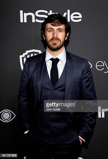 Actor Eoin Macken attends The 2017 InStyle and Warner Bros 73rd Annual Golden Globe Awards PostParty at The Beverly Hilton Hotel on January 8 2017 in...