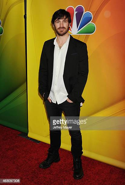 Actor Eoin Macken attends the NBCUniversal 2015 Press Tour at the Langham Huntington Hotel on January 16 2015 in Pasadena California