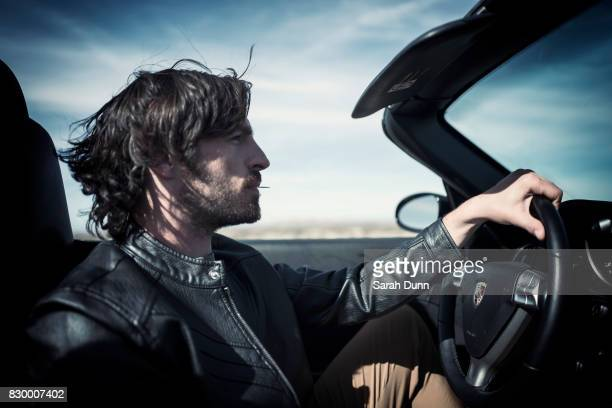 Actor Eoin Macken is photographed for Seventh Man magazine on March 8 2017 in Los Angeles California