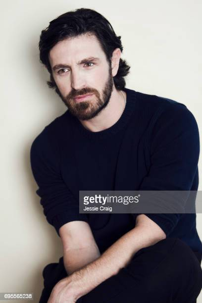Actor Eoin Macken is photographed for The Picture Journal on February 3 2017 in London England