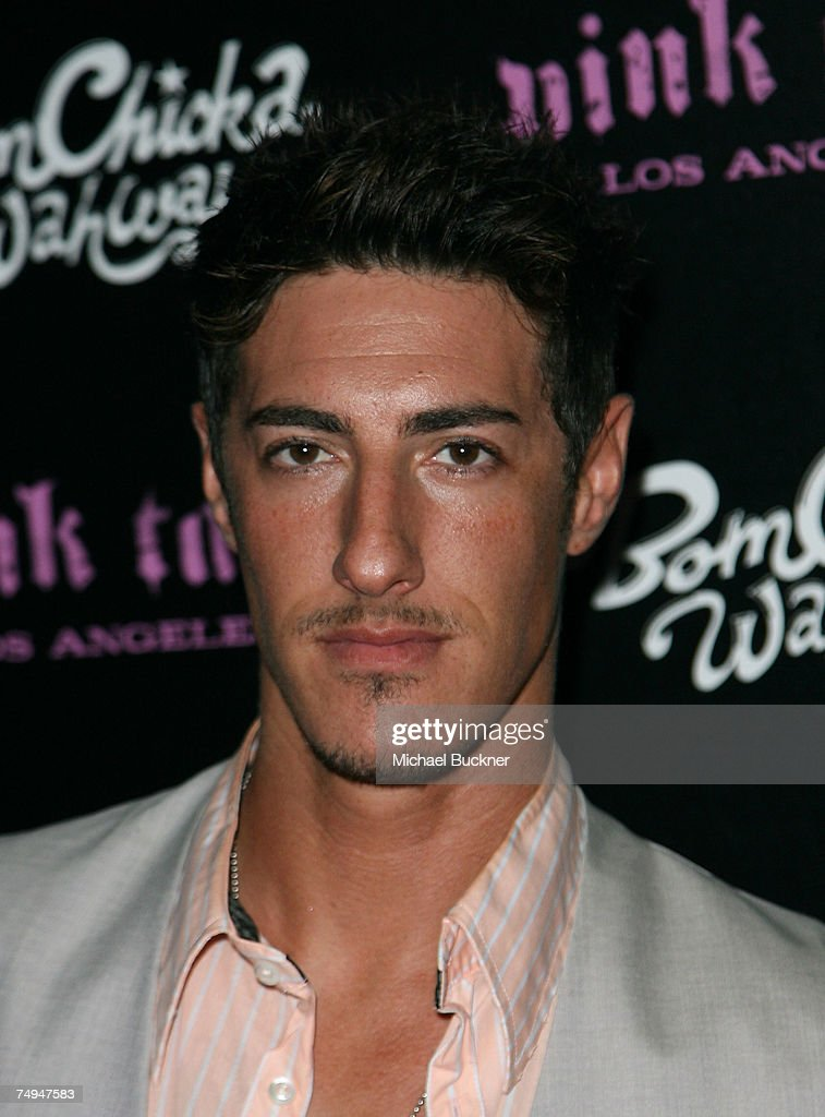 Harry Morton Launches The Los Angeles Pink Taco Restaurant : News Photo