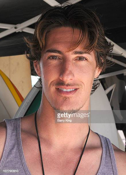 Actor Eric Balfour attends the 3rd Annual Project SOS Surf 24 Benefit at Huntington Beach Pier on June 20 2010 in Huntington Beach California