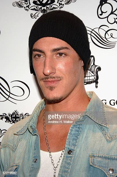 Actor Eric Balfour attends the launch of Ben Sherman's first official US Flagship Store on March 30 2006 in New York City