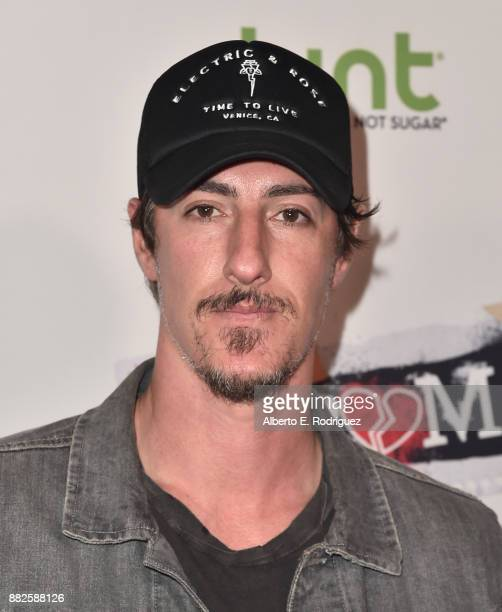 Actor Eric Balfour attends the premiere Of Orchard And Fine Brothers Entertainment's 'F*% The Prom' at ArcLight Hollywood on November 29 2017 in...