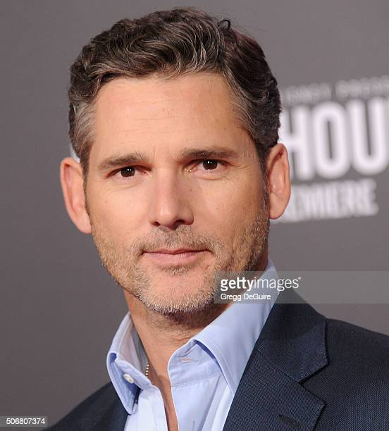 Actor Eric Bana arrives at the premiere of Disney's The Finest Hours at TCL Chinese Theatre on January 25 2016 in Hollywood California