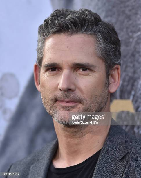 Actor Eric Bana arrives at the premiere of Warner Bros Pictures' 'King Arthur Legend of the Sword' at TCL Chinese Theatre on May 8 2017 in Hollywood...