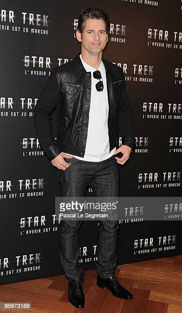Actor Eric Bana attends a photocall for Star Trek on April 14 2009 in Paris France