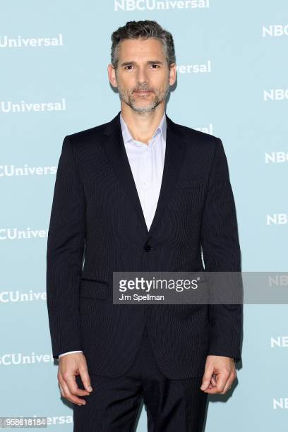 Actor Eric Bana attends the 2018 NBCUniversal Upfront presentation at Rockefeller Center on May 14 2018 in New York City