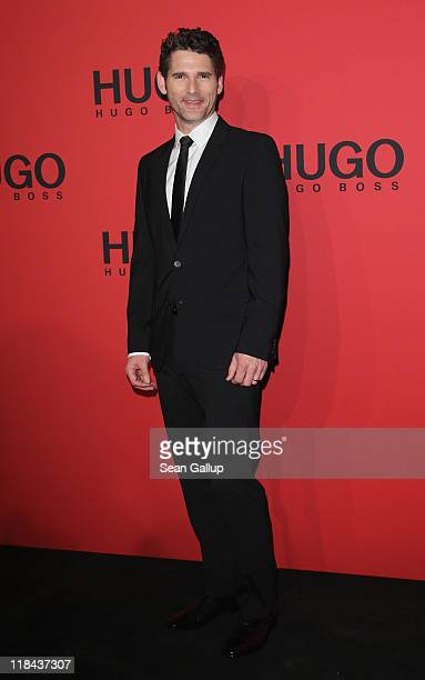 Actor Eric Bana attends the Hugo Show during MercedesBenz Fashion Week Berlin Spring/Summer 2012 at the Forum Museumsinsel on July 7 2011 in Berlin...