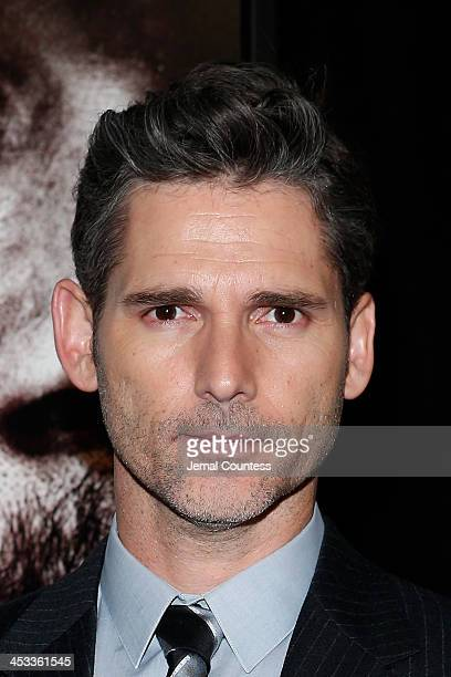 Actor Eric Bana attends the Lone Survivor New York premiere at Ziegfeld Theater on December 3 2013 in New York City