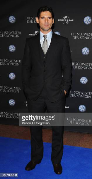 Actor Eric Bana attends the 'The Other Boleyn Girl' Party as part of the 58th Berlinale Film Festival at the Barenstaal on February 15 2008 in Berlin...