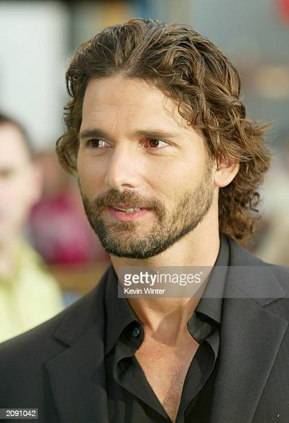 Actor Eric Bana who plays the Hulk attends the world premiere of the movie The Hulk at Universal Studios on June 17 2003 in Universal City California