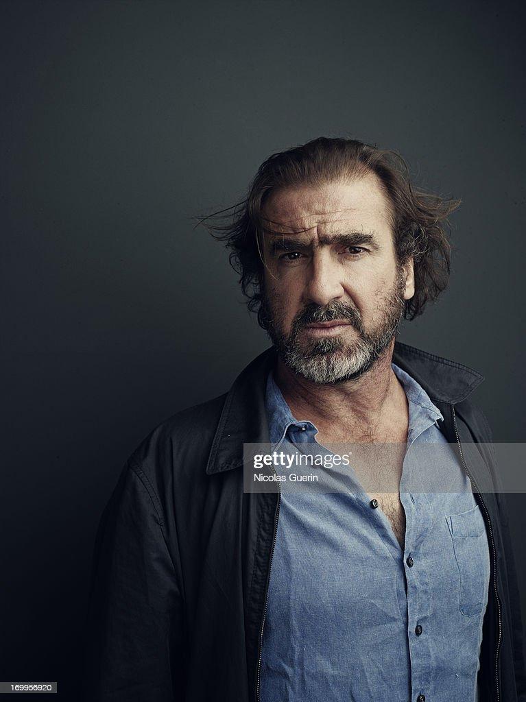 Eric Cantona, Self Assignment, May 2013