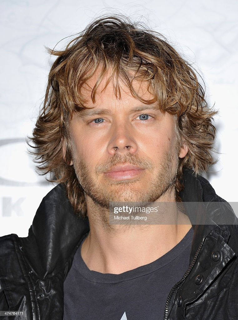 Actor Eric Christian Olsen attends the Oakley's Disruptive By Design Launch Event at Red Studios on February 24, 2014 in Los Angeles, California.