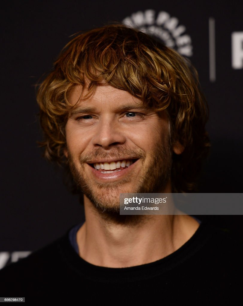 Actor Eric Christian Olsen attends The Paley Center For Media's 34th Annual PaleyFest Los Angeles - 'NCIS: Los Angeles' screening and panel at the Dolby Theatre on March 21, 2017 in Hollywood, California.