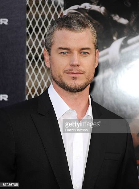 Actor Eric Dane arrives at the premiere of Warner Bros Terminator Salvation at Grauman's Chinese Theatre on May 14 2009 in Hollywood California