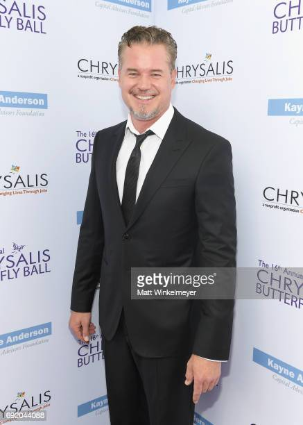 Actor Eric Dane at the 16th Annual Chrysalis Butterfly Ball on June 3 2017 in Los Angeles California