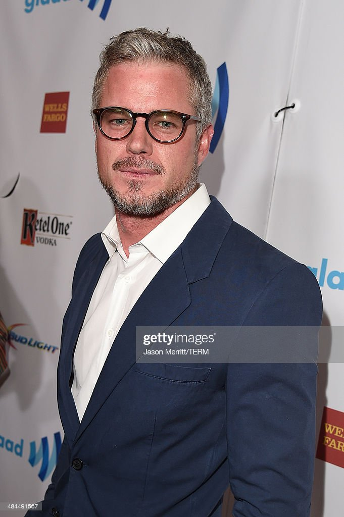 Actor Eric Dane attends the 25th Annual GLAAD Media Awards at The Beverly Hilton Hotel on April 12, 2014 in Los Angeles, California.