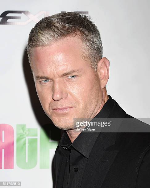 Actor Eric Dane attends the 2nd Annual Hollywood Beauty Awards benefiting Children's Hospital Los Angeles at Avalon Hollywood on February 21 2016 in...