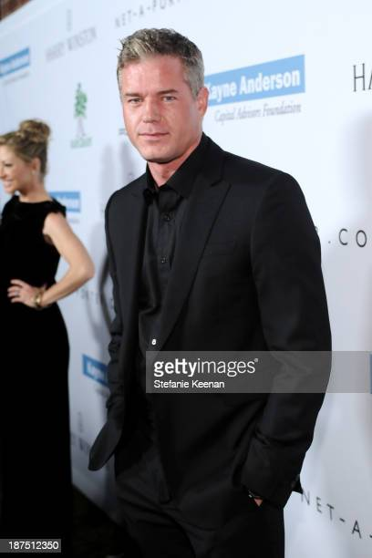 Actor Eric Dane attends the second annual Baby2Baby Gala honoring Drew Barrymore at Book Bindery on November 9 2013 in Culver City California