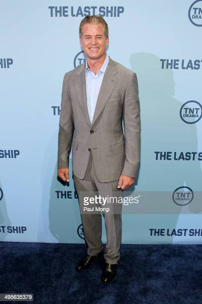 Actor Eric Dane attends TNT's 'The Last Ship' screening at NEWSEUM on June 4 2014 in Washington DC JPG