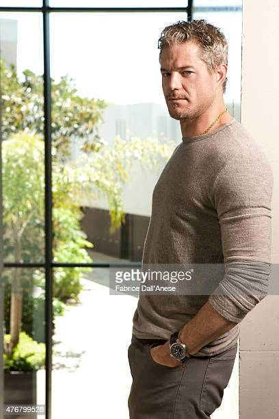 Actor Eric Dane is photographed for Vanity Fair Italy in Cannes FranceMandatory credits watch IWC