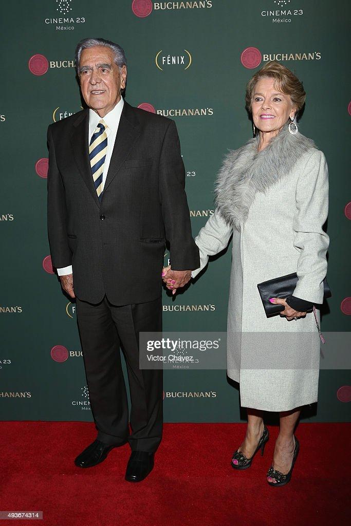 Premio Buchanana's A la grandeza del Cine Mexicano -  Red Carpet : News Photo
