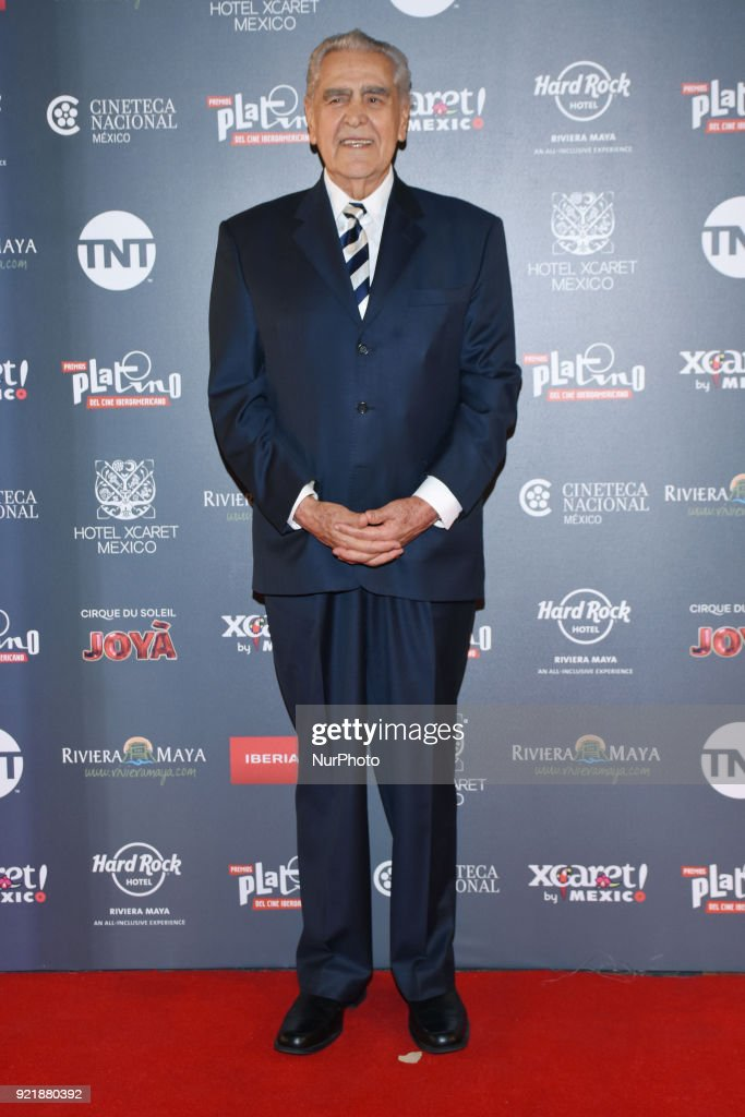 5th Platinum Ibero-American Film Awards photocall : News Photo