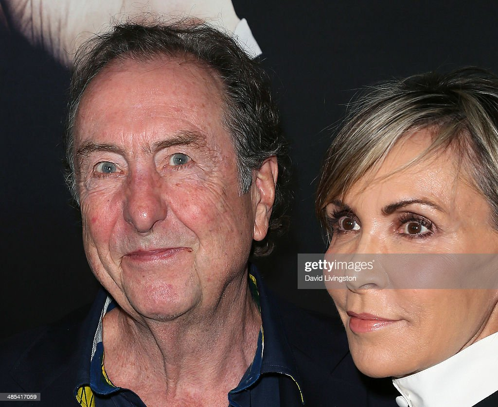 Actor Eric Idle and wife Tania Kosevich attend an ...