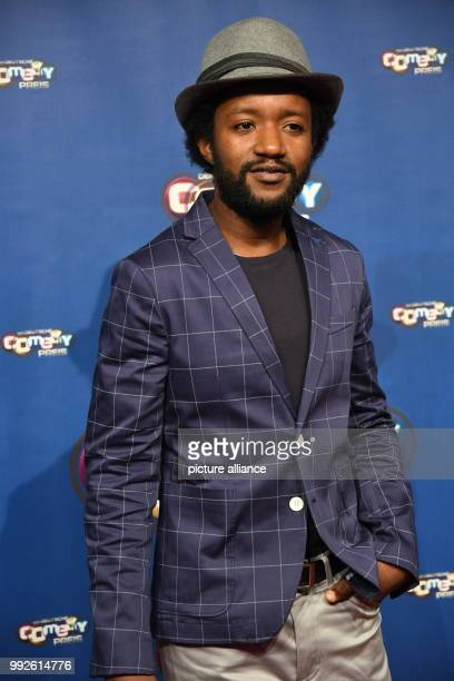 Actor Eric Kabongo attends the German Comedy Prize 2017 awards show in Cologne Germany 24 October 2017 Photo Annegret Hilse/dpa