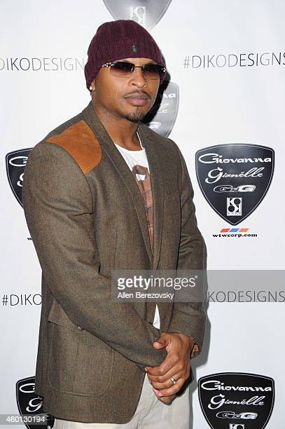 Actor Eric King attends the Grand Opening of West Coast Customs Burbank Headquarters at West Coast Customs on December 7 2014 in Burbank California